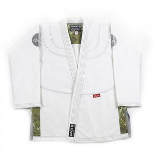 KIMONO Kimono JJB Comp KAMO blanc - CHOKES