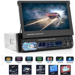 """AUTORADIO 7"""" Autoradio GPS Bluetooth Navigation voiture stér"""