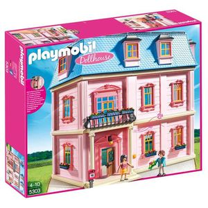 UNIVERS MINIATURE Playmobil 5303 Doll Deluxe Maison HF2NB