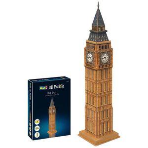 COLLE PUZZLE REVELL Puzzle 3D BIG BEN 00201