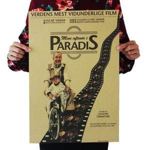 AFFICHE - POSTER Affiche en Papier Kraft Poster - Film Cinema Parad