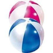 Ballon De Plage Gonflable - Ballon de 41 cm. Pas le choix de la couleur, elle varie selon les arrivages ... Voir la présentationJEUX DE PISCINE - JEUX GONFLABLES