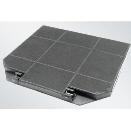 ELECTROLUX 942492262 - Filtre à charbon EFF72 - Hotte recyclage - Absorbe les odeurs