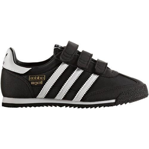 adidas Dragon enfant taille33.5 noir blanc rF9Sbs
