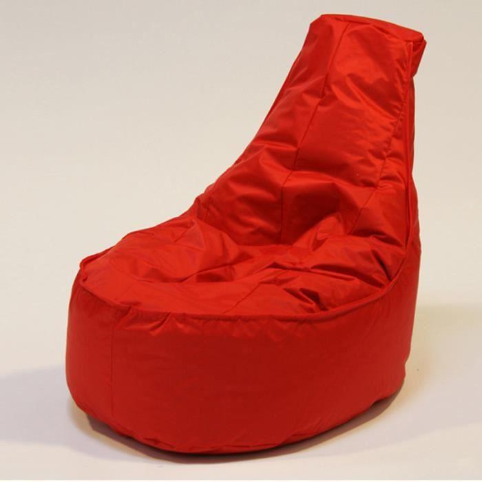 pouf poire rouge margaux mod le 2 rouge achat vente pouf poire cdiscount. Black Bedroom Furniture Sets. Home Design Ideas