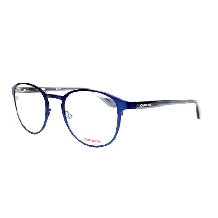Lunettes de vue Carrera CA 6638 -8X0 Bleu métalisé - Bleu transparent 23b6a3abc38d