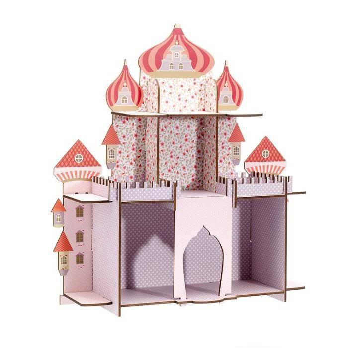 Etagère enfant déco murale Chateau Sultane - Achat / Vente etagère ...