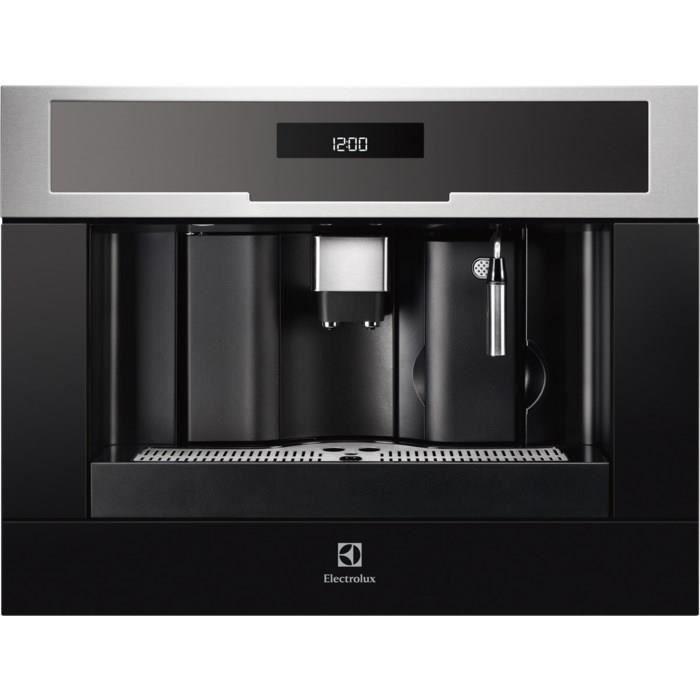 machine à café intégrable electrolux ebc54524ox - achat / vente