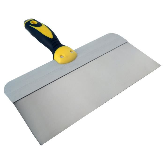 OUTILS DU PEINTRE FARTOOLS Couteau à enduire inox 30 cm