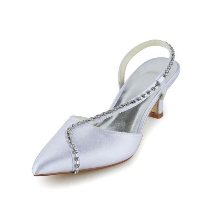 Jia Jia Wedding 5351 chaussures de mariée mariage Escarpins pour femme