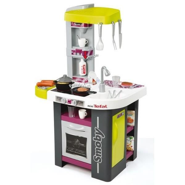 SMOBY - 311001 - TEFAL CUISINE STUDIO BARBECUE SM-311001 - Achat ...