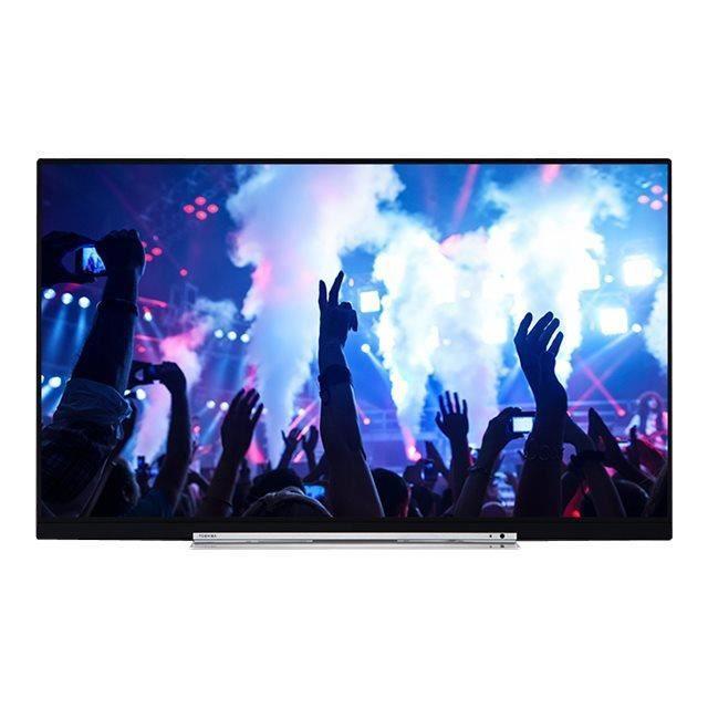 """Téléviseur LED Toshiba 49U7763DA Classe 49"""" TV LED Smart TV 4K UH"""