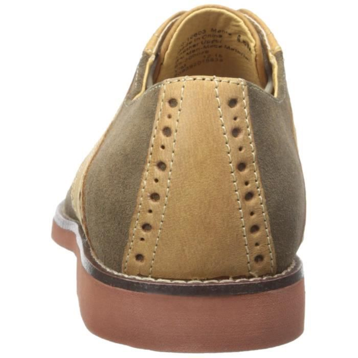 Parker Oxford Shoe AO1WR Taille-40 1-2 XSrX2