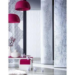 panneau japonais coulissant achat vente pas cher. Black Bedroom Furniture Sets. Home Design Ideas
