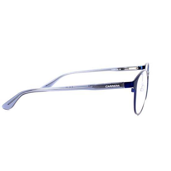 Lunettes de vue Carrera CA 6638 -8X0 Bleu métalisé - Bleu transparent -  Achat   Vente lunettes de vue Lunettes de vue Carrera CA. fb73583a3d35
