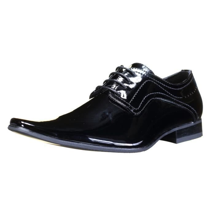 Ito Patent Reservoir Shoes Black Chaussure qEgxPfIxw