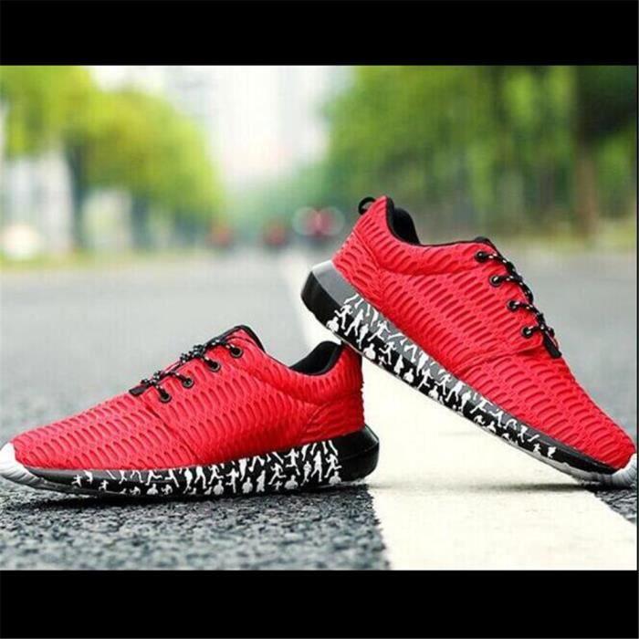 Hommes Basket Mode RéSistantes à L'Usure Chaussures Pour Hommes Nouvelle Mode Sneaker Brand Plus De Couleur 39-47,gris,46