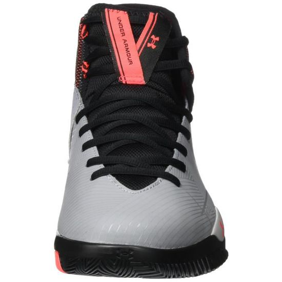 online store f16df 42dfc Under Armour Men's Ua Rocket 2 Basketball Shoes 3NYDFT Taille-41