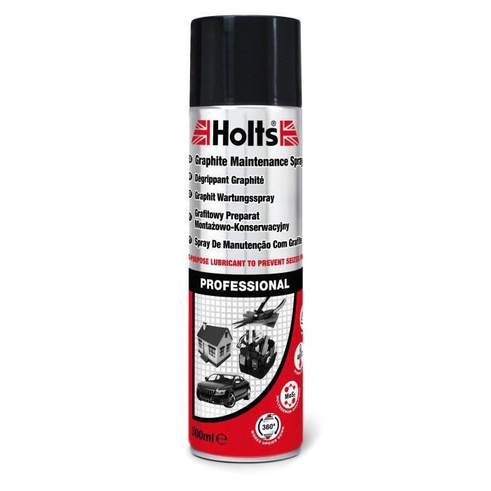 HOLTS Dégrippant graphité - Multi usages