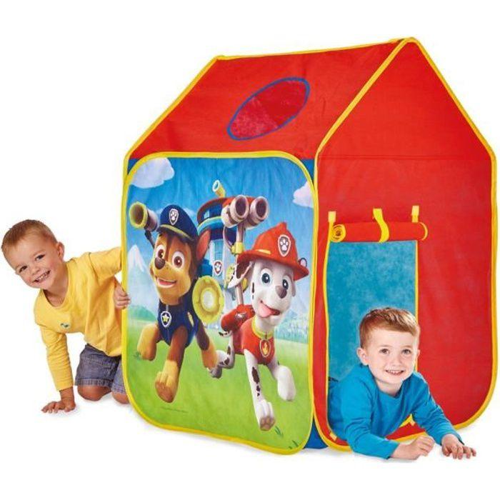 PAT PATROUILLE Tente Cabane enfant en Tissu GetGo - Worlds Apart Pop-up