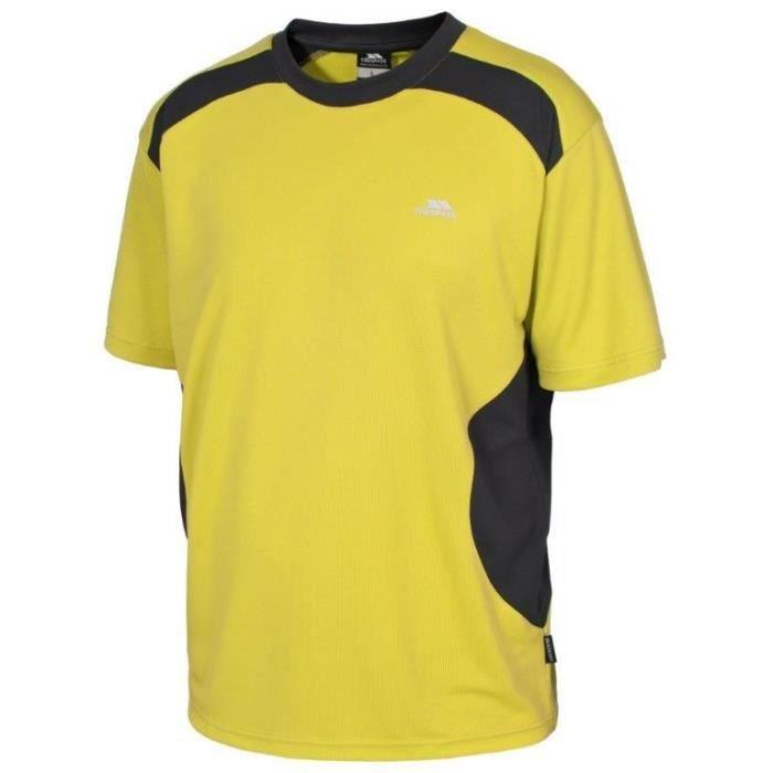 TRESPASS T-shirt de randonnée Technique Homme