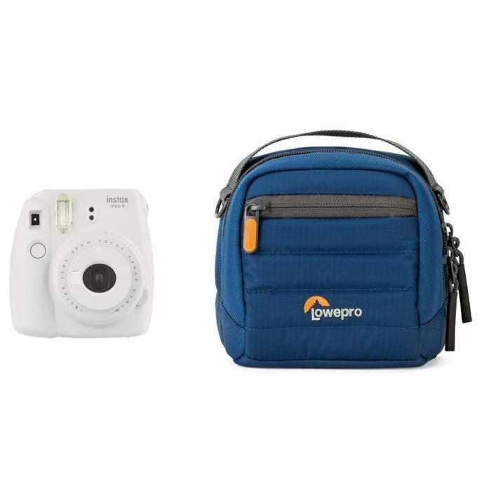 APPAREIL PHOTO COMPACT FUJIFILM Appareil instantané Instax Mini 9 - Blanc