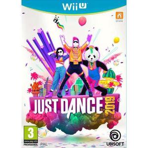 JEU WII U Just Dance 2019 Jeu Wii U