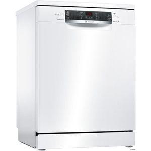 LAVE-VAISSELLE BOSCH SMS46IW01F - Lave vaisselle posable - 13 cou
