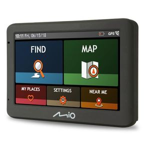 GPS AUTO MIO GPS 5