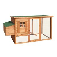 poulailler ou clapier en bois 140 x 65 x 100 cm