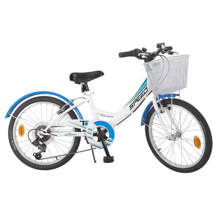"""VÉLO DE COURSE - ROUTE TOIMSA Vélo 20"""" - Enfant fille"""