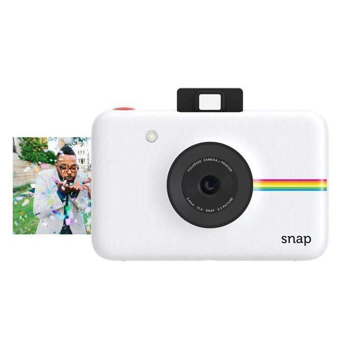 9d1ccd3dfe62e9 POLAROID SNAP Blanc - 10 mégapixels Appareil photo instantané compact