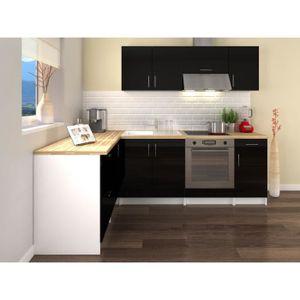 cuisine compl te achat vente cuisine compl te pas cher cdiscount. Black Bedroom Furniture Sets. Home Design Ideas