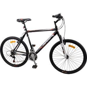 MERCIER Vélo VTT Rider 26 fourche télescopique 18 vitesses