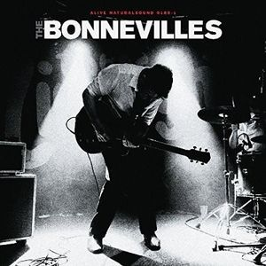 CD POP ROCK - INDÉ The Bonnevilles - Bonnevilles