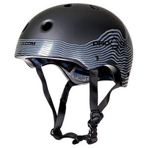 PARTITION Pro-Tec Classic Certified Volcom Mag Vibes Helmet,