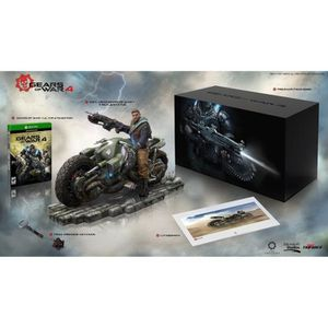 JEU XBOX ONE Gears of War 4 Collector Ultimate Edition : Xbox O