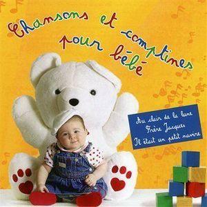CD COMPTINES - ENFANTS Chansons et comptines pour bébé