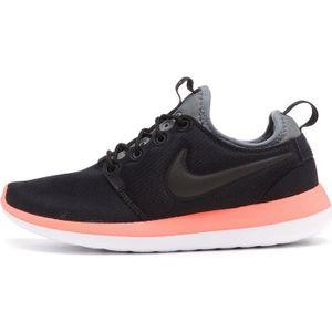 factory price 034fe 6bf05 BASKET Nike Roshe Run Two Femmes Formateurs Baskets en No