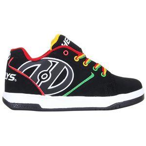 Heelys - Chaussures à Roulettes - Motion Plus Noir Reggae-39 2ICTTePC