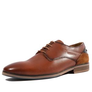 DERBY Lafont Homme Chaussures Marron Redskins