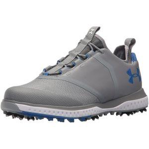 separation shoes c363b 1699a UNDER ARMOUR Tempo Sport 2 Ua Chaussures de golf pour hommes 3FYUS9  Taille-42