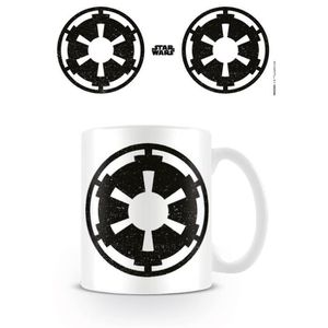 BOL - MUG - MAZAGRAN Mug Star Wars Mug Empire Symbol