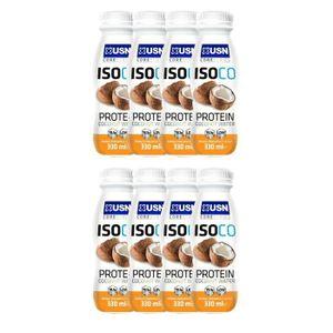 PROTÉINE USN Protéine Rtd Isococo Mangue et Ananas 8 x 330
