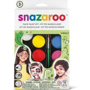 MAQUILLAGE SNAZAROO Palette maquillage mixte