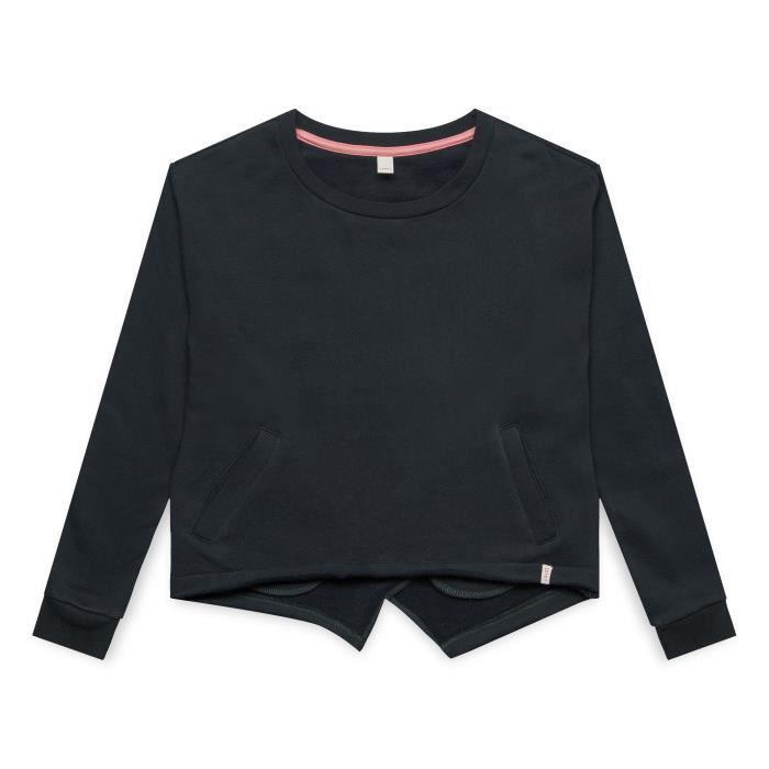 ESPRIT Sweatshirt Noir Enfant Fille
