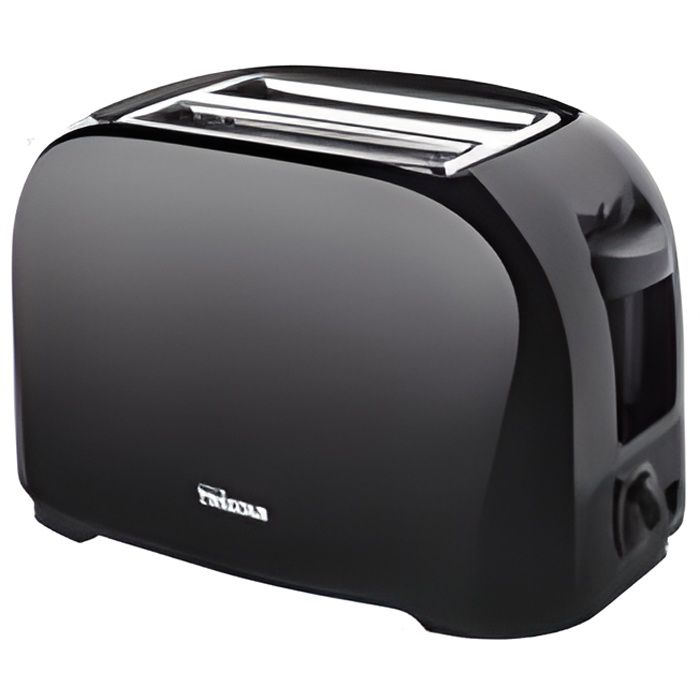 800W - 2 fentes - Thermostat 6 positions - Support à petits painsGRILLE-PAIN - TOASTER