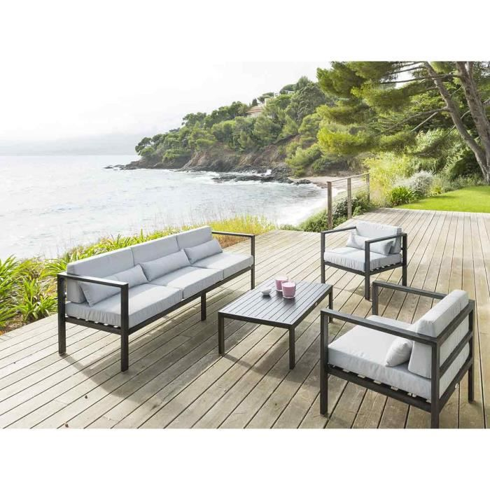 Emejing Salon De Jardin Design Java Hesperide Ideas - Awesome ...