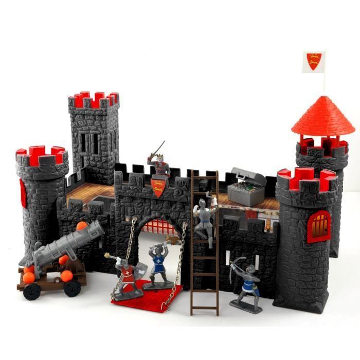 Chateau fort jouet achat vente jeux et jouets pas chers - Chateau fort playmobil pas cher ...