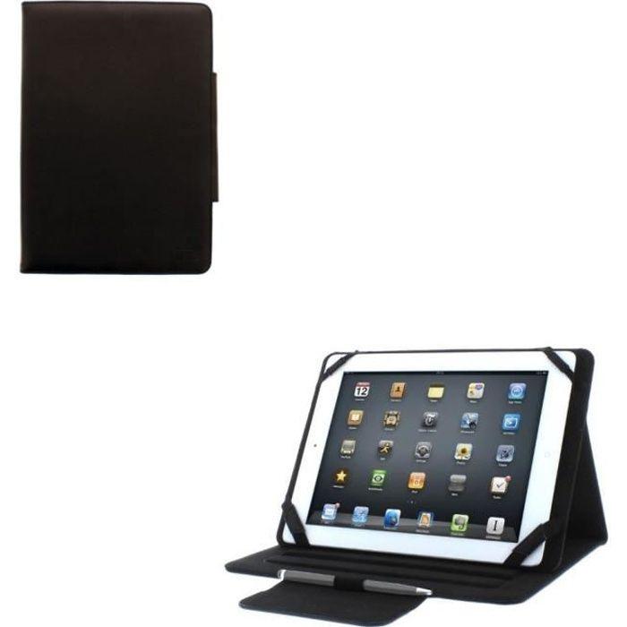 etui pour tablette samsung galaxy tab 4 10 pouces achat vente pas cher. Black Bedroom Furniture Sets. Home Design Ideas